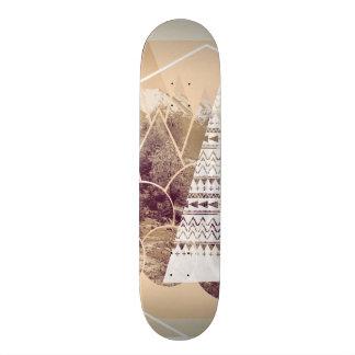 Peach Forest Skateboard Deck