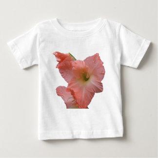 Peach Gladiola Flowers Tshirts