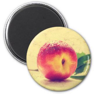 Peach Imán Redondo 5 Cm