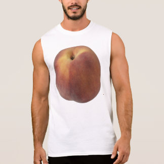 Peach Men's Ultra Cotton Sleeveless T-Shirt