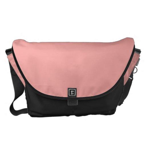 Peach Courier Bags