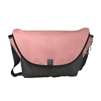 Peach Messenger Bags