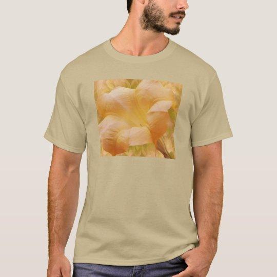 Peach Moon Flower T-Shirt