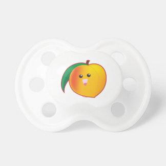 Peach Pacifiers