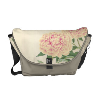Peach Peony Bag