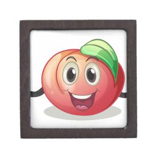 Peach Premium Gift Box