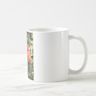 Peach roses#1 coffee mug