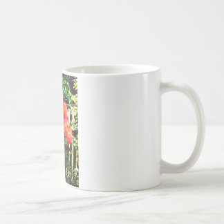 Peach roses#1 classic white coffee mug
