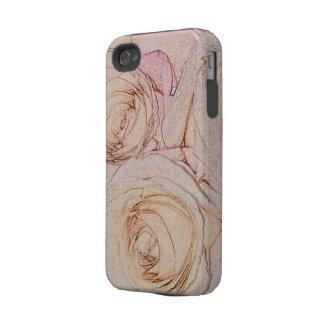Peach Roses casematecase