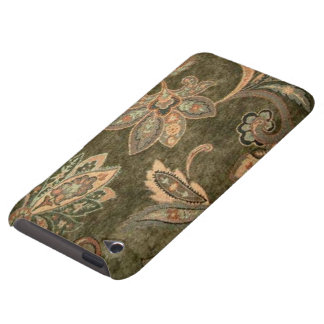 Peach Sage Paisley Case-Mate iPod-Touch
