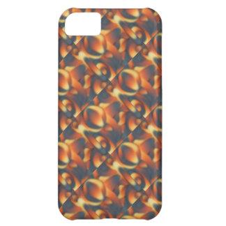 Peach Sumo iPhone 5C Cover