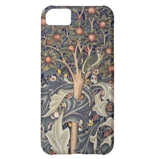 Peach Tree Art Case For iPhone 5C