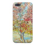 Peach Tree in Bloom at Arles, Van Gogh Case For iPhone SE/5/5s