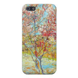 Peach Tree in Bloom at Arles, Van Gogh Cover For iPhone 5