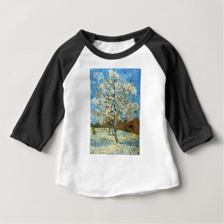 Peach Trees in Blossom Vincent Van Gogh Baby T-Shirt