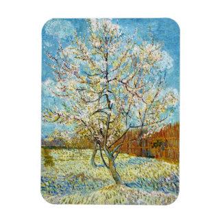 Peach Trees in Blossom Vincent Van Gogh Vinyl Magnets
