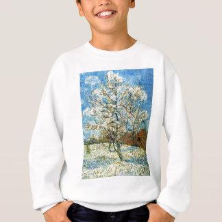 Peach Trees in Blossom Vincent Van Gogh Sweatshirt