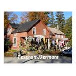 Peacham, Vermont Postal