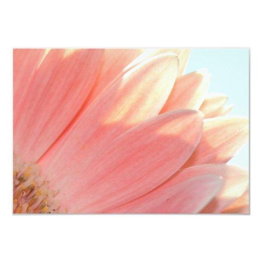 Peaches and Cream-RSVP Card