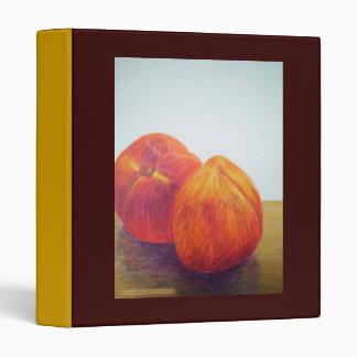 Peaches Avery Binder