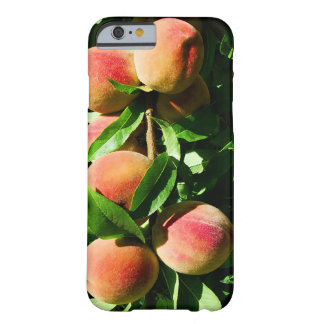 Peaches Barely There iPhone 6 Case