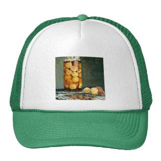 Peaches by Claude Monet Trucker Hat