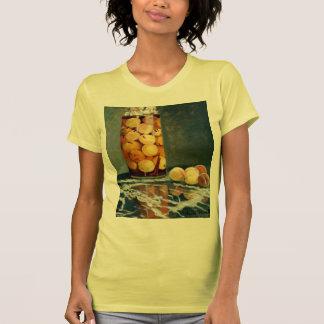 Peaches by Claude Monet Shirt