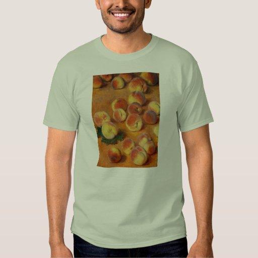 Peaches - Claude Monet Tees