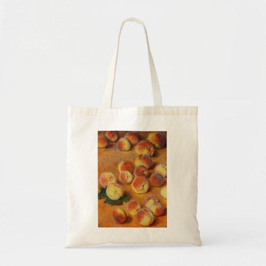 Peaches - Claude Monet Tote Bag
