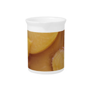 Peaches Drink Pitcher