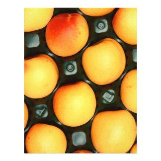 "Peaches 8.5"" X 11"" Flyer"