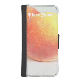 Peaches from Georgia Phone Wallet