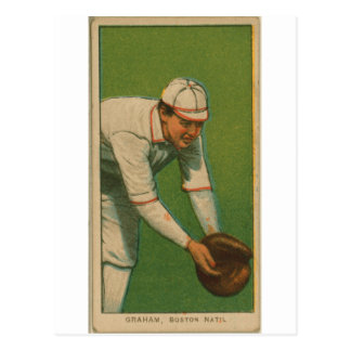 Peaches Graham, Boston Rustlers Postcard