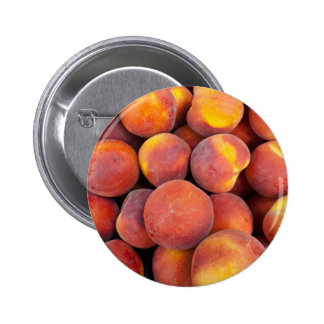 peaches Just in the globe Pin