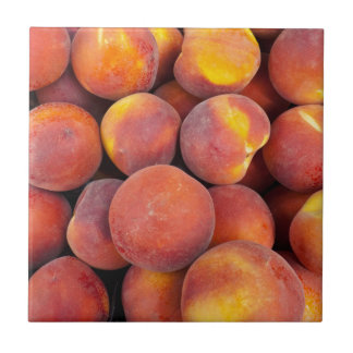 peaches Just in the globe Tiles
