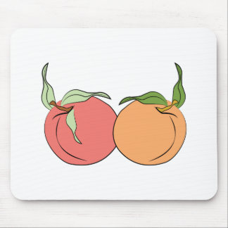 Peaches Mouse Pad