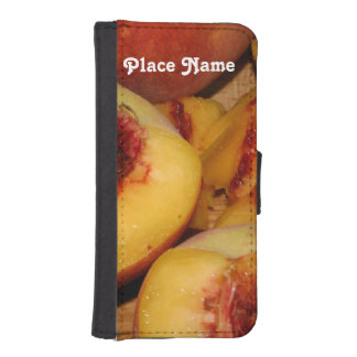 Peaches iPhone 5 Wallet