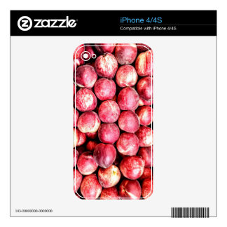 Peaches Skin For iPhone 4