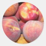 Peaches Stickers