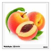 Peaches Wall Sticker