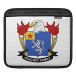 Peachey Family Crest Sleeves For iPads