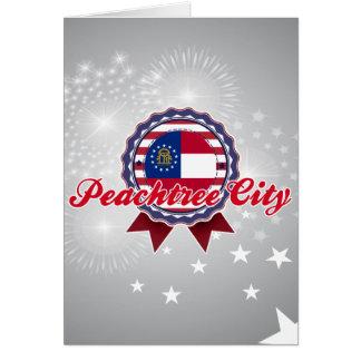 Peachtree City GA Greeting Cards