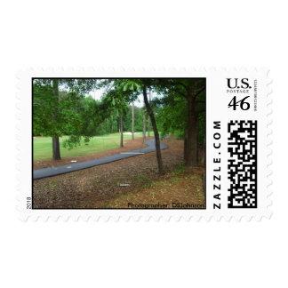 Peachtree City GA Stamp