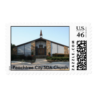 Peachtree City SDA Church Stamps