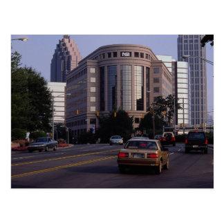 Peachtree Street Atlanta Georgia U S A Postcards
