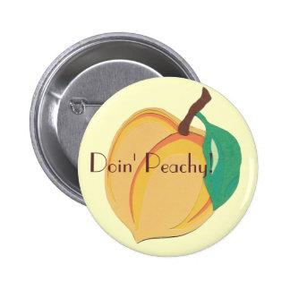 Peachy Button