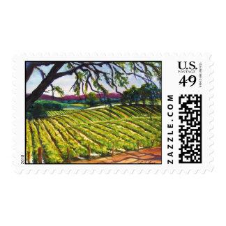 Peachy Canyon Vineyard Postage