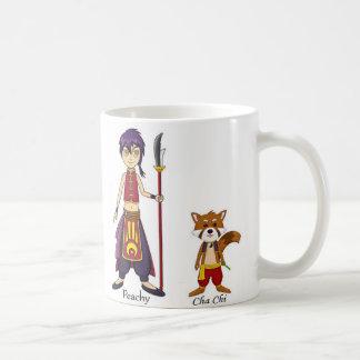Peachy & ChaChi Mug