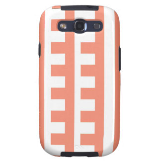 Peachy Combs Tooth Samsung Galaxy S3 Covers