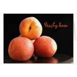 Peachy-keen Cards